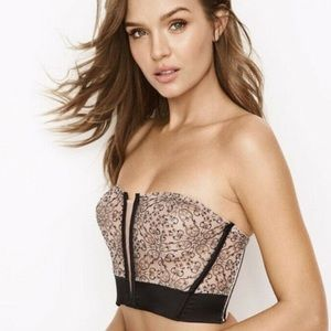 Victoria's Secret Very Sexy Embroidered Bustier